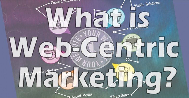 Web-Centric Marketing